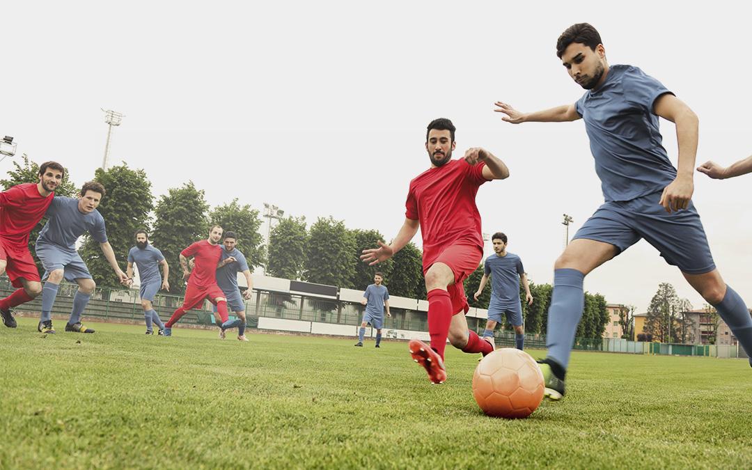 Sichtungstraining Fußball U17 und U19