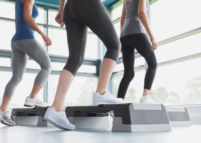 Aerobic Step & BBP
