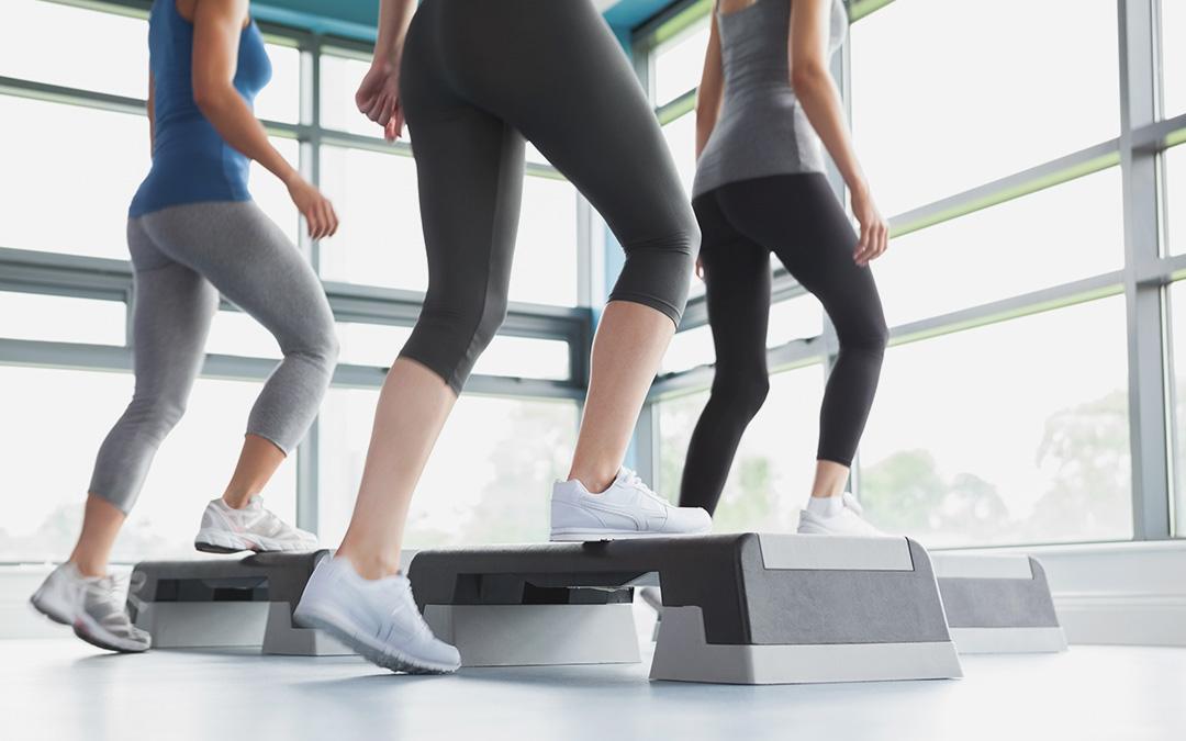 projektbild aerobic - Aerobic/Step-Aerobic