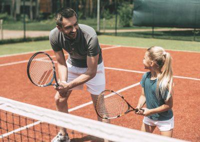 projektbild tennis 400x284 - Abteilungen