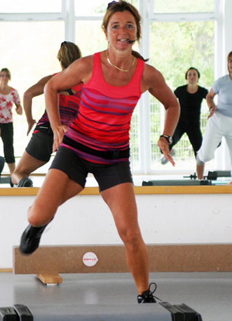 step aerobic - Aerobic Step & BBP
