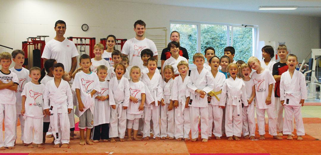 kika kinderkampfsportschule gruppe - Kinderkampfsportschule KiKa