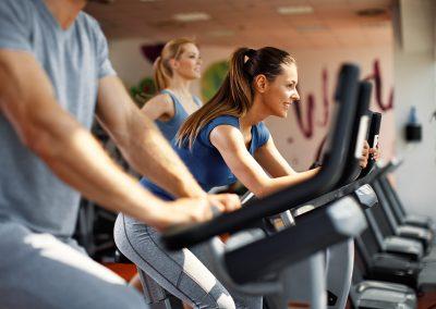 BikeFit mit Gym