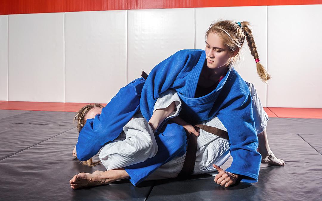 projektbild jiu jitsu - Judo / Jiu-Jitsu