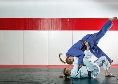 projektbild judo 400x284 - Abteilungen
