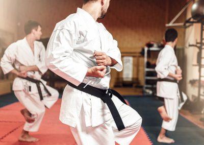 projektbild karate 400x284 - Abteilungen