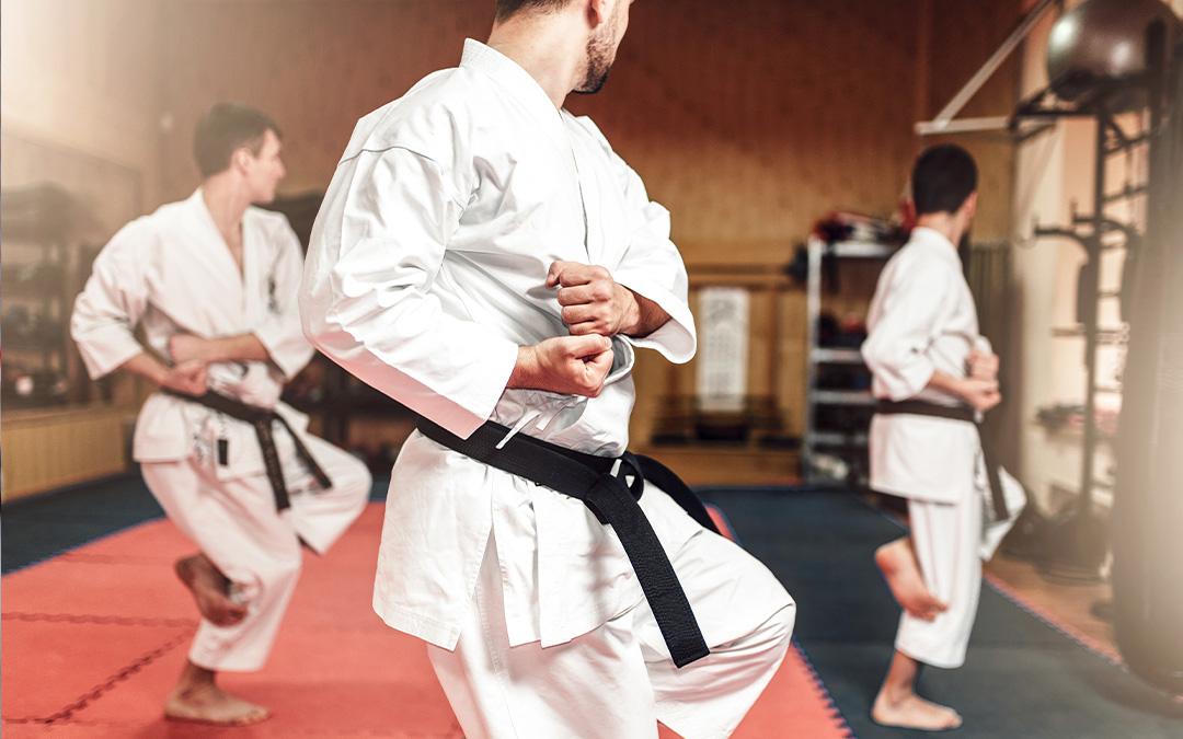 projektbild karate - Karate Anfänger