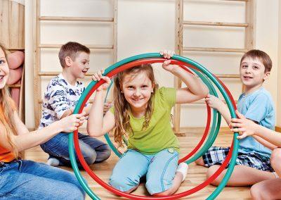 projektbild kindersportschule 400x284 - Sportschulen & Akademien