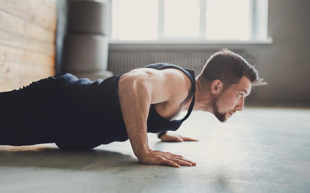 projektbild total body workout - Total-Body-Workout for Men