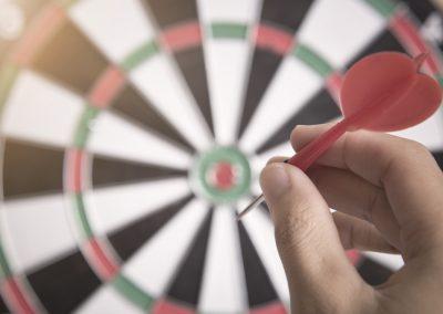 projktbild dart 400x284 - Abteilungen