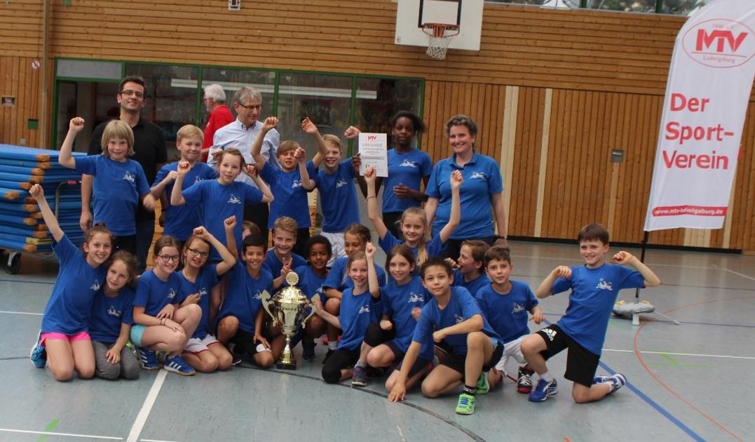 Gesucht und gefunden: Ludwigsburgs fitteste Schule