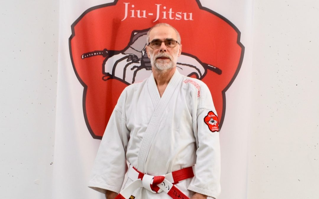 6. Dan Jiu-Jitsu für Jacques Cosson