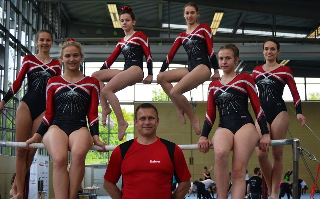 Turnen: Bezirksliga-Mädels sichern Klassenerhalt