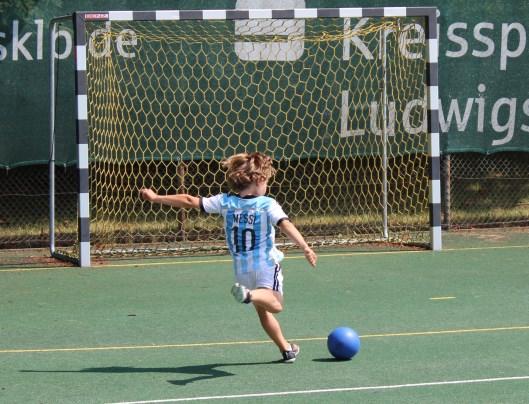 Fußballabteilung sucht Spieler für die U14/15