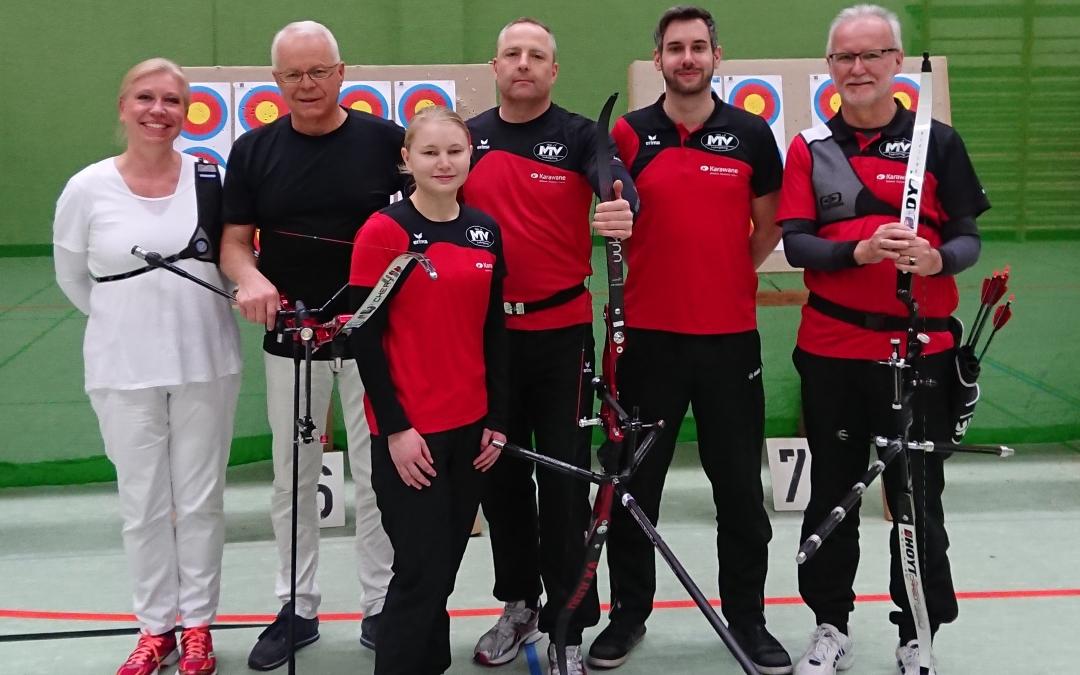 Kreismeisterschaft Bogen FITA Hallenrunde 2019