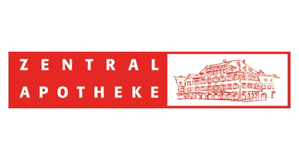 zentral apotheke logo - Mitgliedskarte