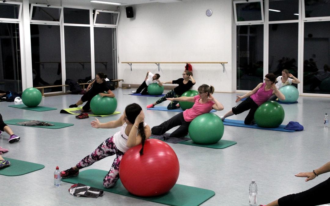 Bauch Rücken Intensiv - Bauch-Rücken-Intensiv