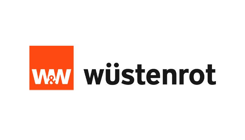 Logo wüstenrot - Sponsoren