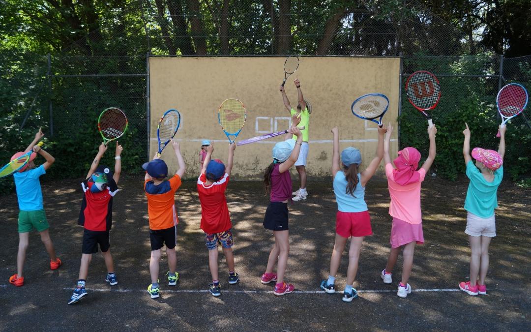 Tennis Kids - Tennis