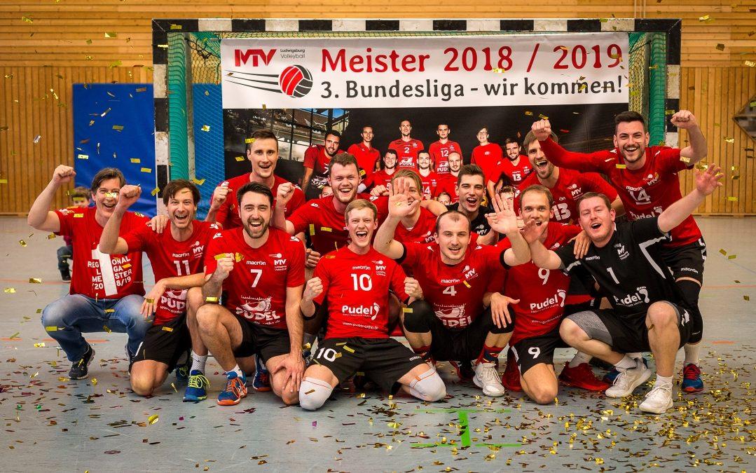 Aufstieg in die Dritte Liga