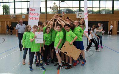 Ludwigsburgs fitteste Schule braucht Teamgeist!