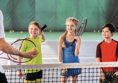 projektbild tennis camp 400x284 - Betreuungsangebote