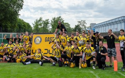 Bulldogs U19 holen die Bezirksliga Meisterschaft