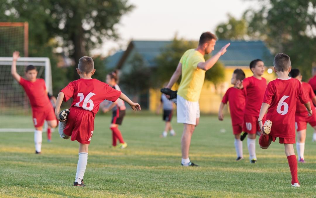 Fussball Akademie Mannschaft web - Fußball-Akademie