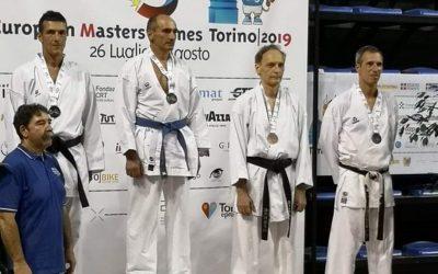 Bronze Medaille für Eduard Schmoll bei den European Masters Games