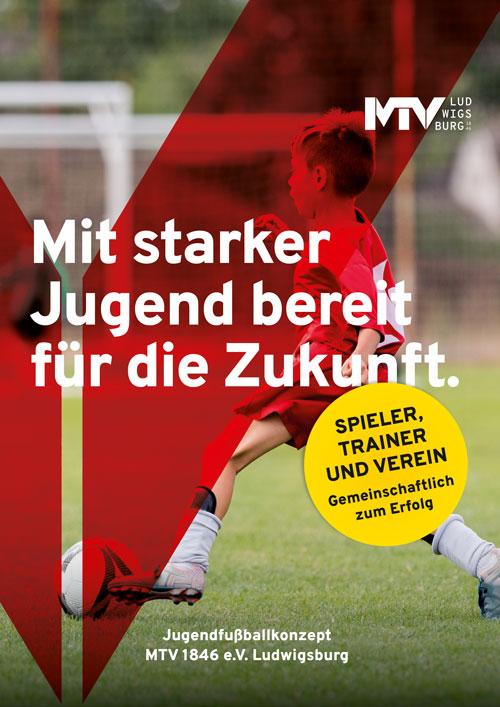 titel fussballkonzept 2019 - Magazine & Flyer
