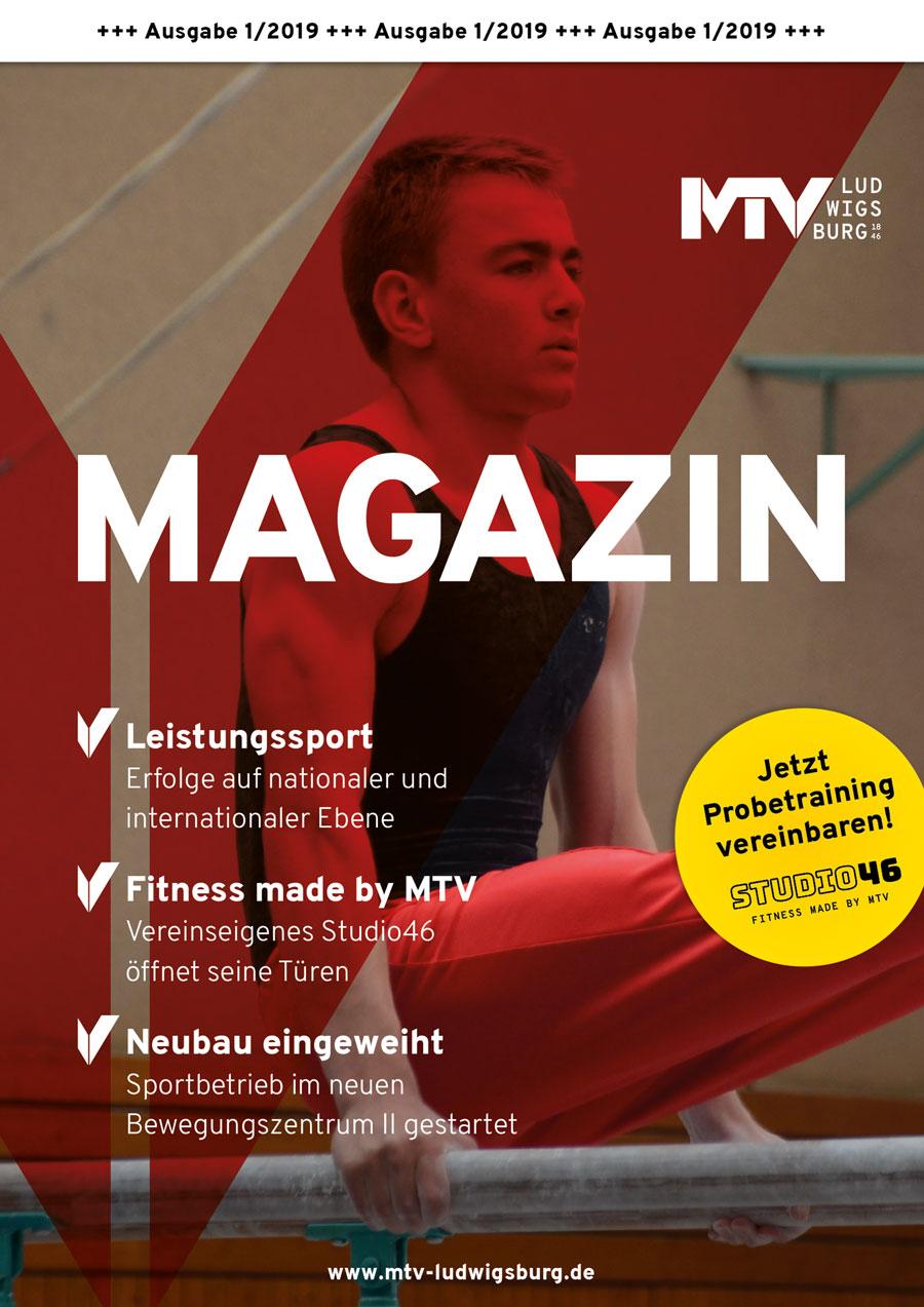 titel magazin 1 2019 1 - Magazine & Flyer