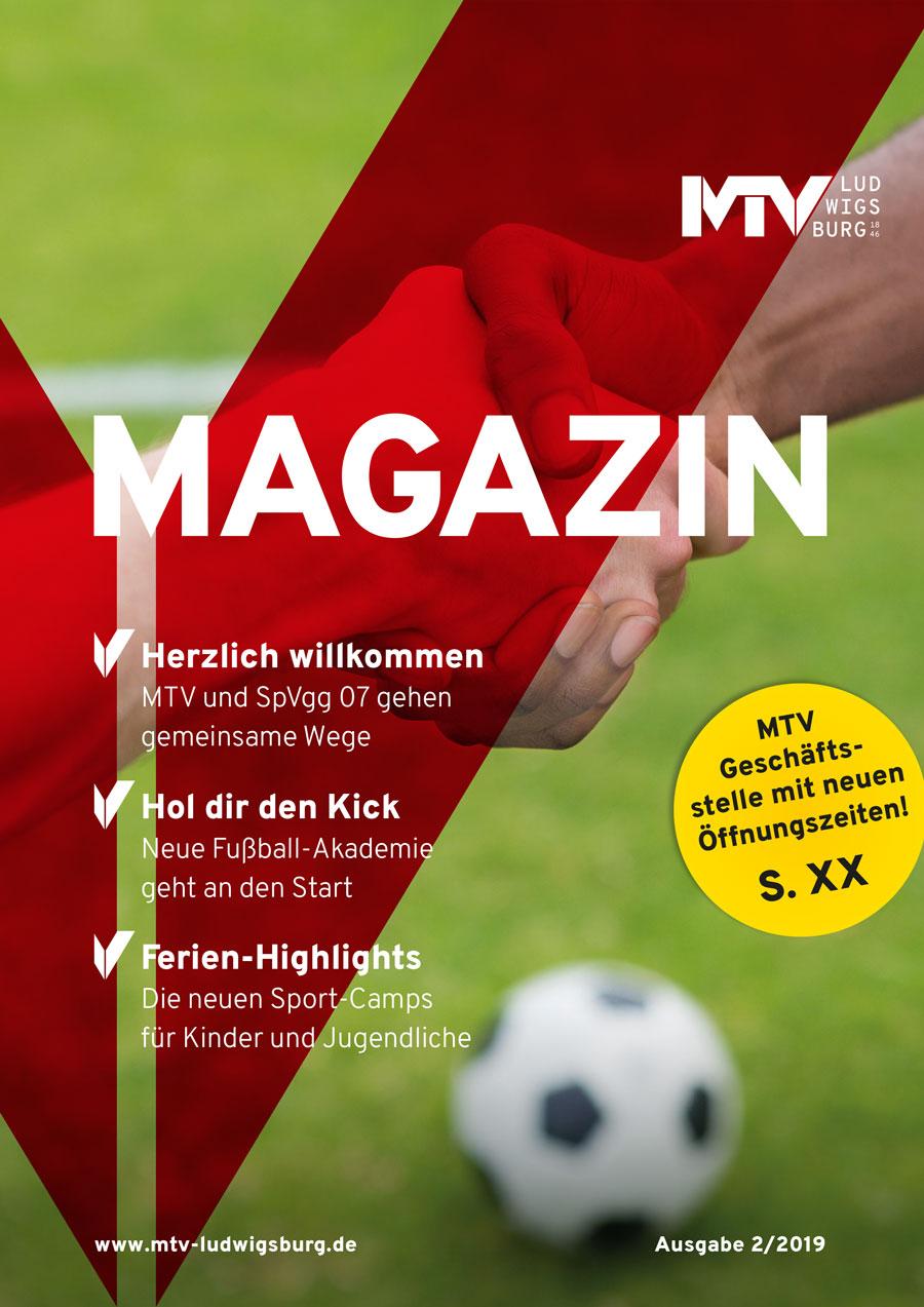 titel magazin 1 2019 - Magazine & Flyer