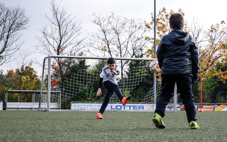 galeriebild fussball akademie 03 - Fußball-Akademie