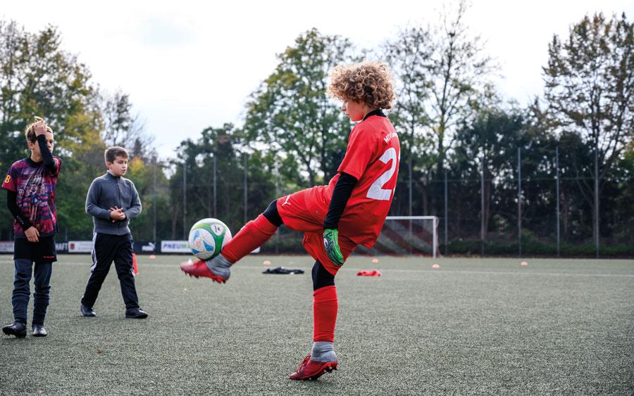 galeriebild fussball akademie 05 - Fußball-Akademie