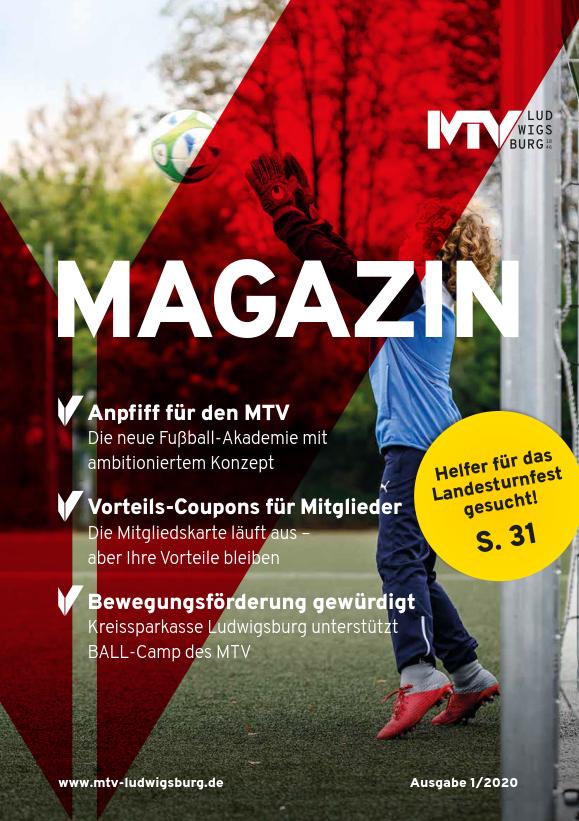 Magazin 2020 01 - Magazine & Flyer