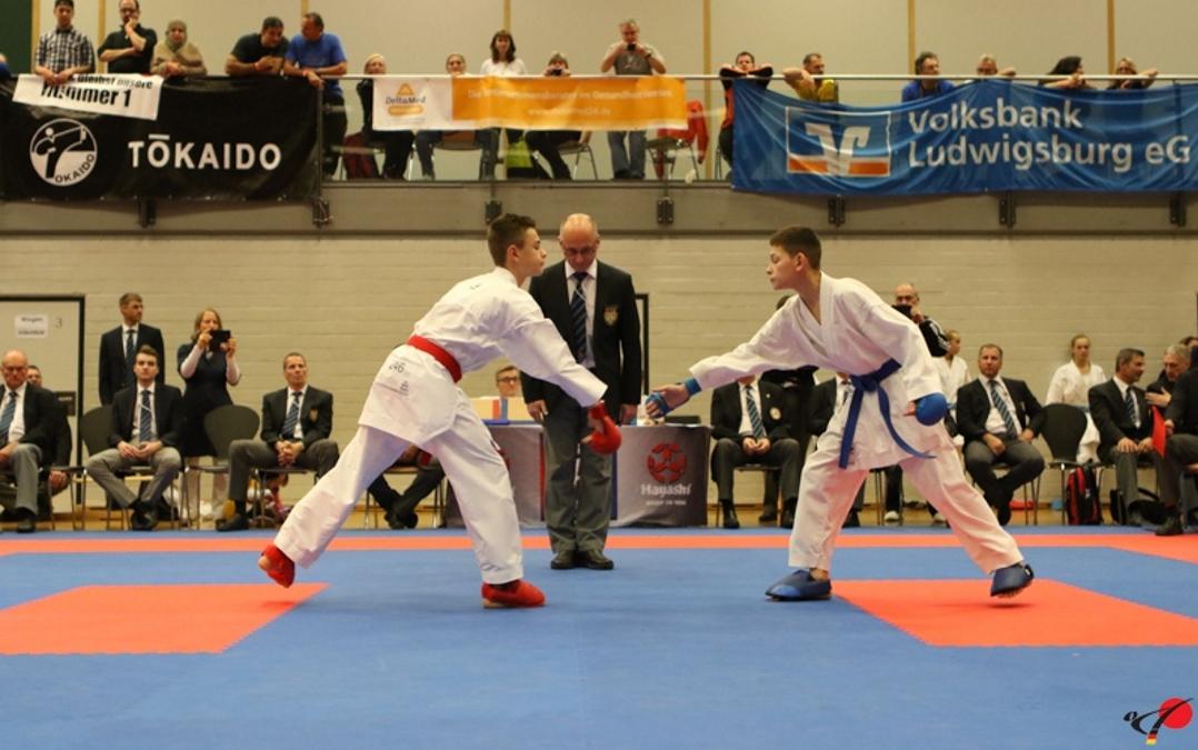 Kumite 0 - Karate
