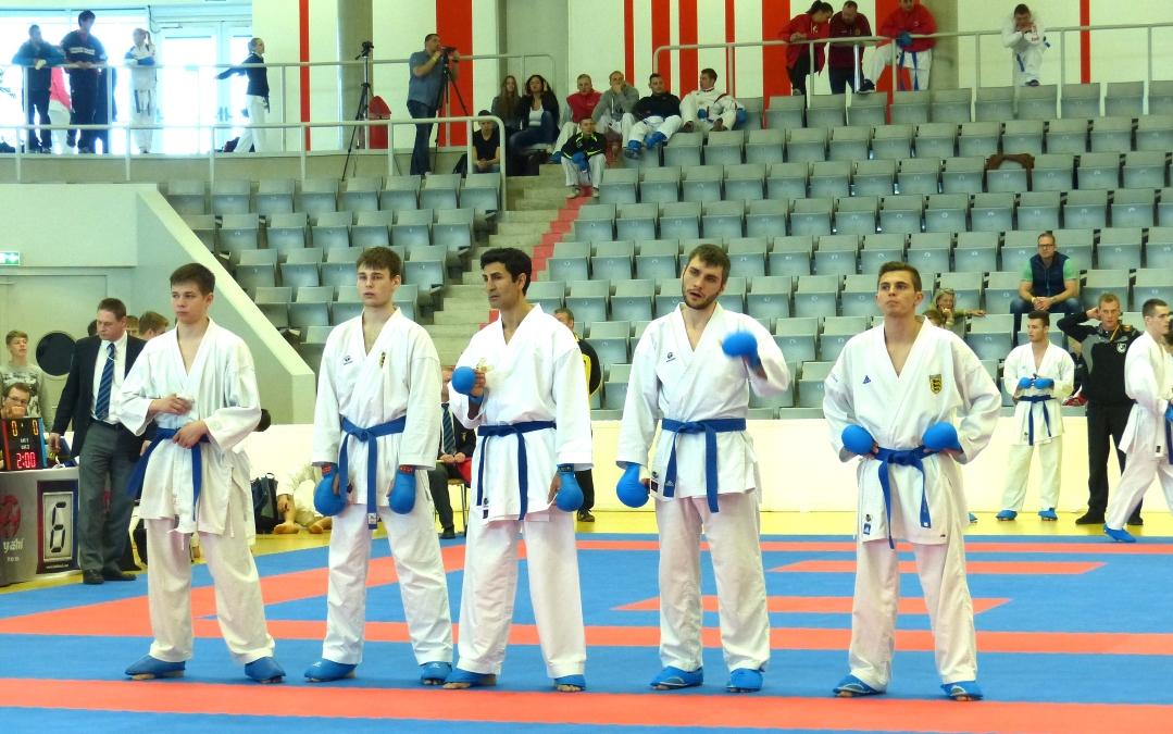 Kumite 10 - Karate