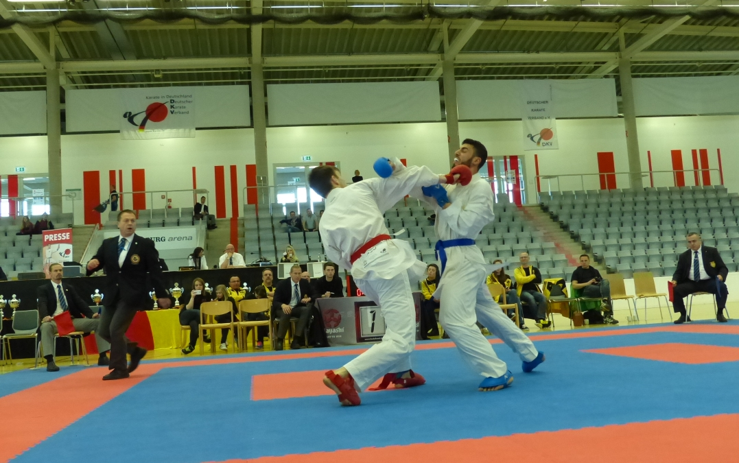 Kumite 11 - Karate
