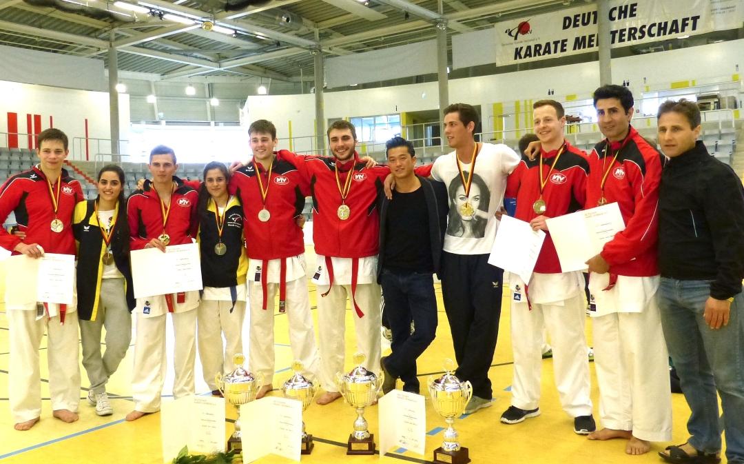Kumite 12 - Karate