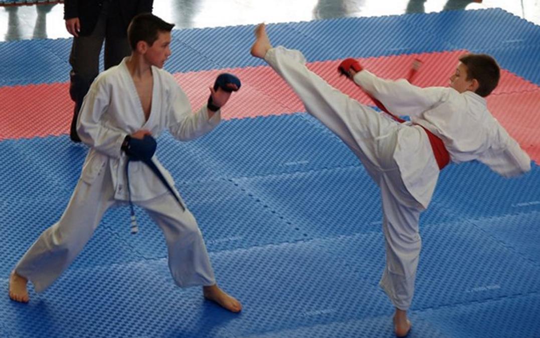 Kumite 13 - Karate