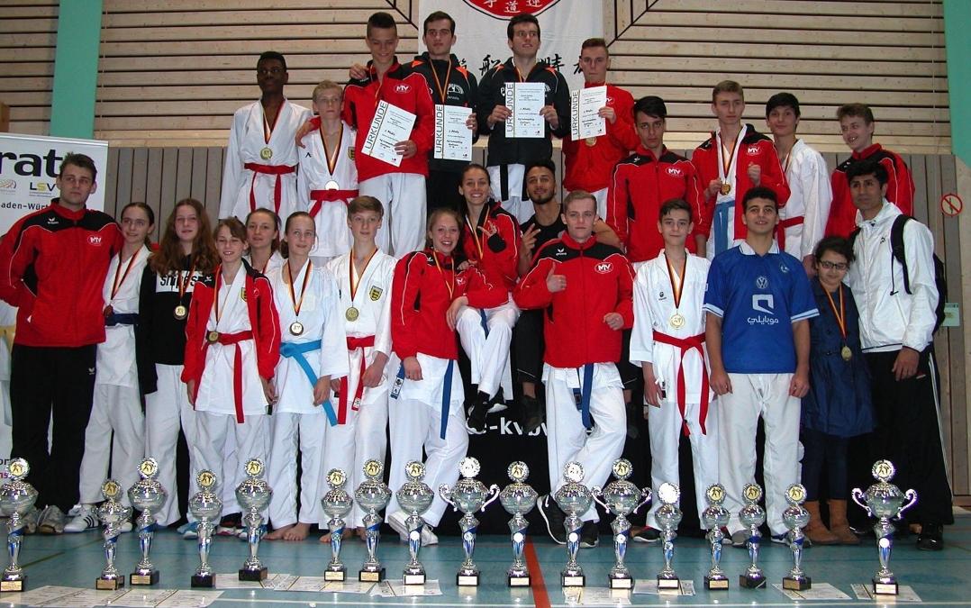 Kumite 14 - Karate