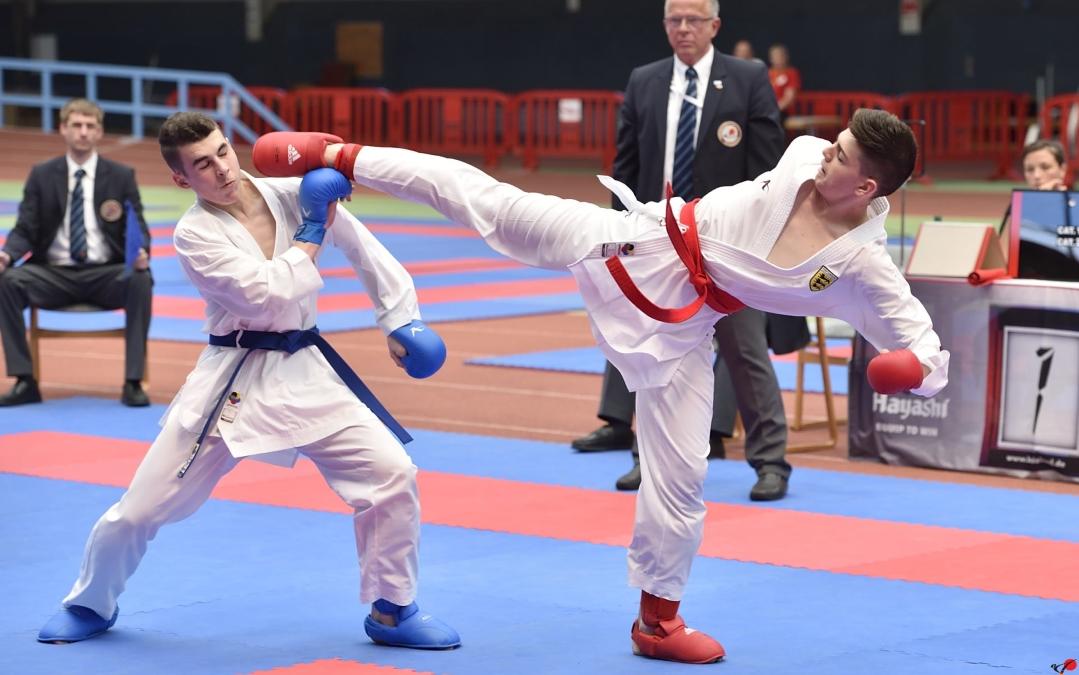 Kumite 5 - Karate