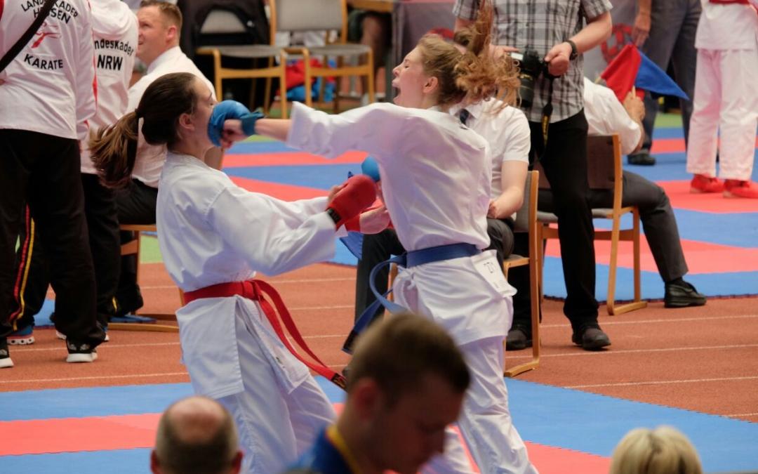 Kumite 7 - Karate