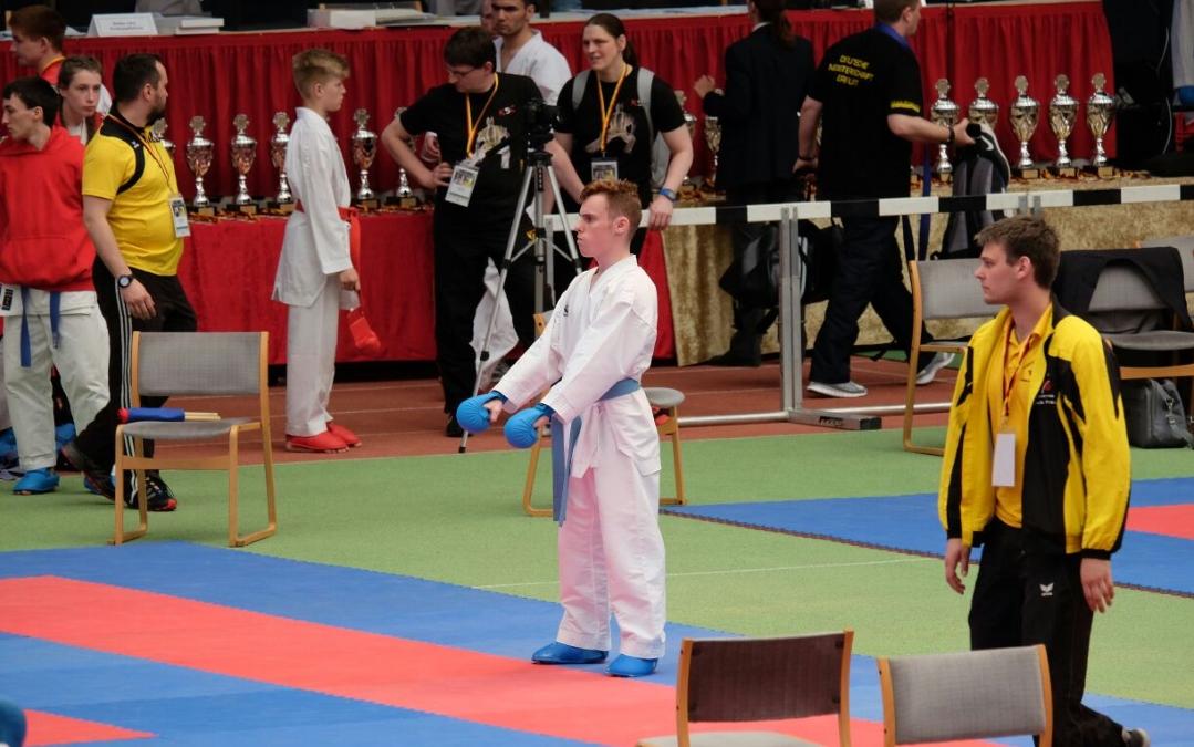Kumite 9 - Karate