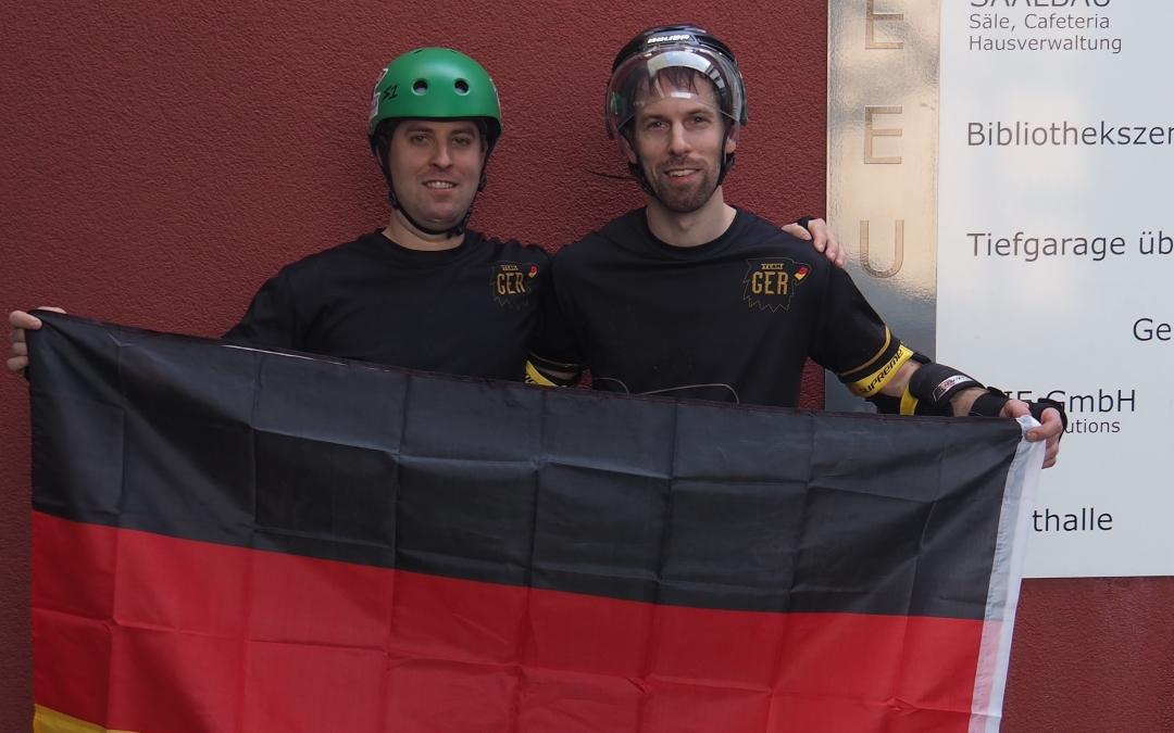 Rollerderby Nations'Cup mit Ludwigsburger Beteiligung