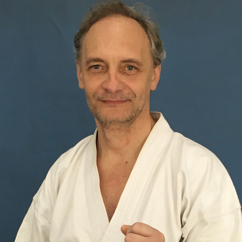 Trainer Eddi Karate Breitensport - Karate