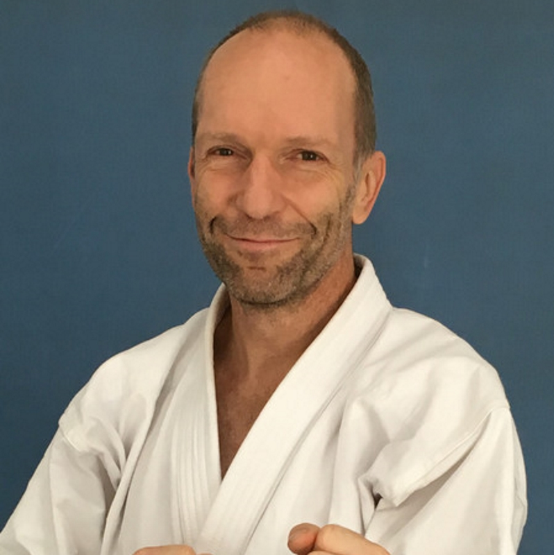 Trainer Jens Karate Breitensport - Karate