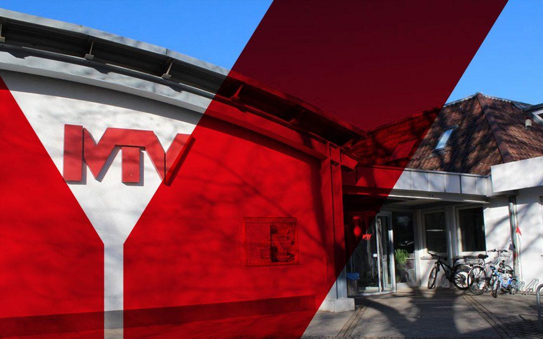 Öffnungszeiten der MTV Geschäftsstelle in den Sommerferien