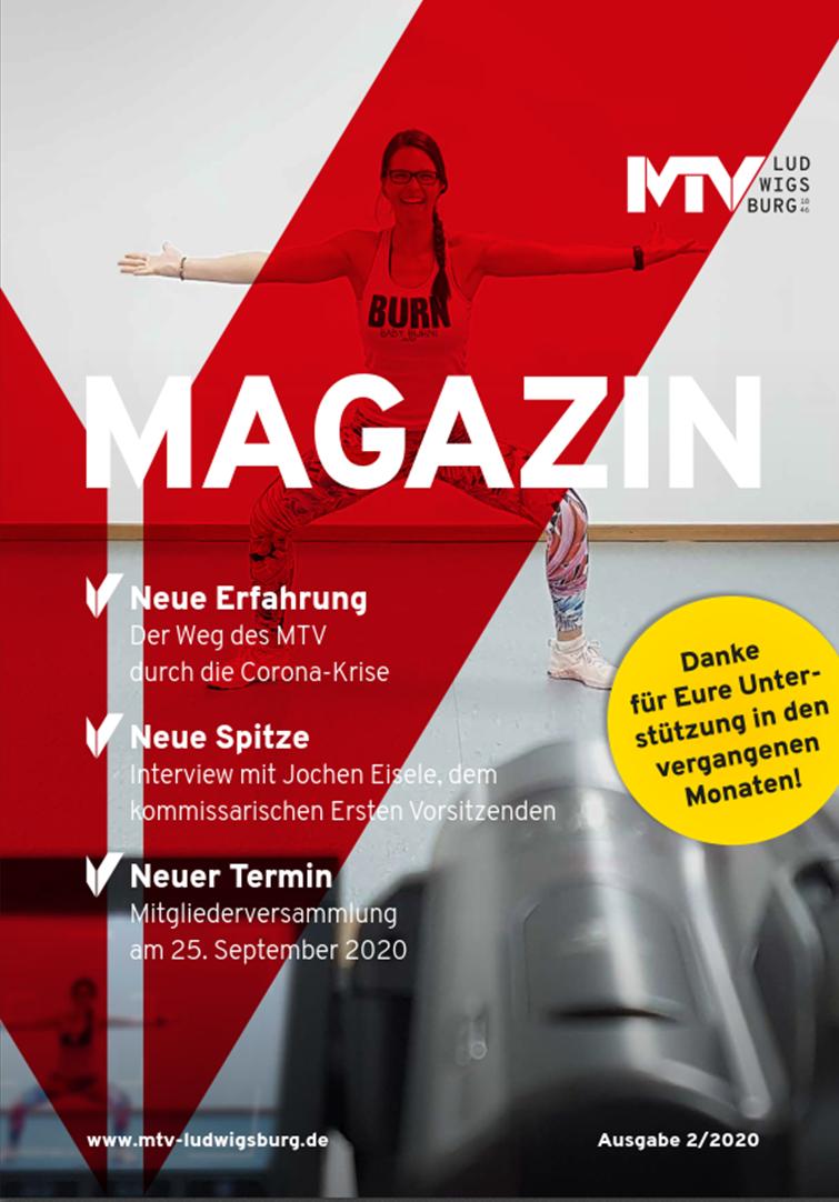 Titel Magazin 2 2020  - Magazine & Flyer