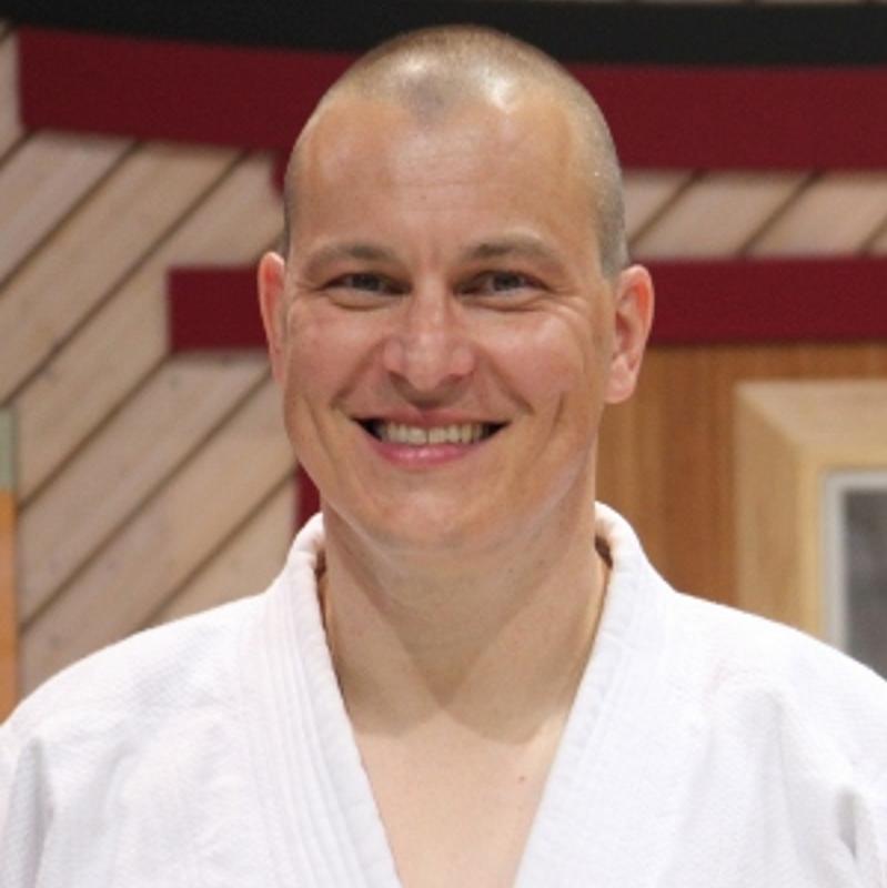 Bernd Heinrich - Judo / Jiu-Jitsu
